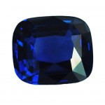 Blue Sapphire Fine Quality Gemstone Certified by GRS 3.18 ct Cushion Shape Ceylon Sapphire Genuine Sapphire for Sapphire Ring Collection Gem