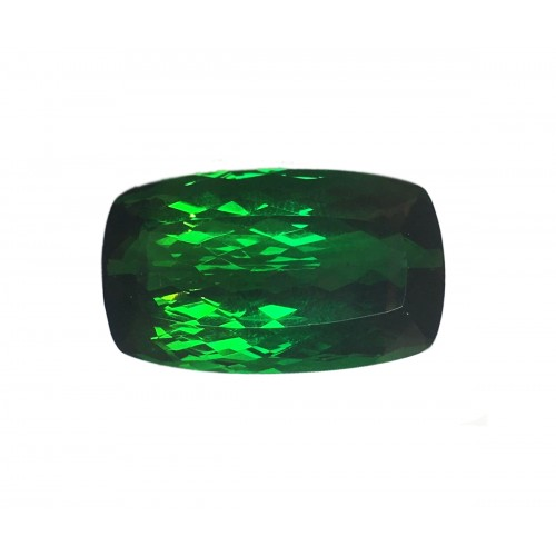 45.93 carat Top Quality VIVID GREEN TOURMALINE -  Certified WATCH VIDEO HERE
