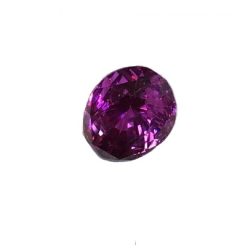 VIVID FUSHIA SAPPHIRE, 4.27 carat, Oval cut, FINE VIVID PURPLE, WATCH VIDEO HERE