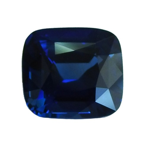 Top Quality Sapphire Cushion GIA Certified Blue Gemstone 3.19 ct Sri Lanka Sapphire Genuine Sapphire for Sapphire Ring Collectors Item
