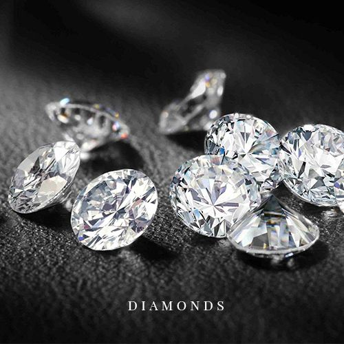 See our collection of Natural Diamonds